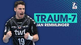 Mit dem besten Handballer der Welt! | Meine Traum-7 mit Jan Remmlinger (Eulen Ludwigshafen)