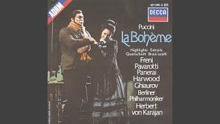 Puccini: La Bohème / Act 3 - O mia vita!... Donde lieta uscì