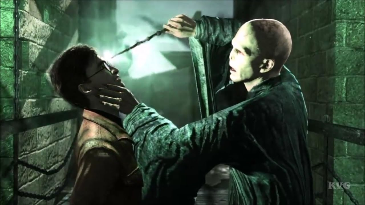 Download ► Harry Potter and the Deathly Hallows 2 - The Movie | All Cutscenes (Full Walkthrough HD)