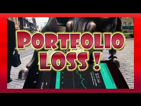 SHOCKING LOSS - Time to Jump Ship??? | Robinhood APP Investing