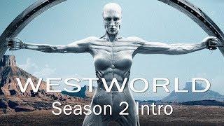 Westworld 2018 Season 2 (introduction). Мир Дикого Запада. Сезон 2. Заставка (вступление) HD
