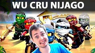 LEGO NINJAGO WU CRU HANDS OF TIME PO POLSKU | 100% PRZECHODZIMY