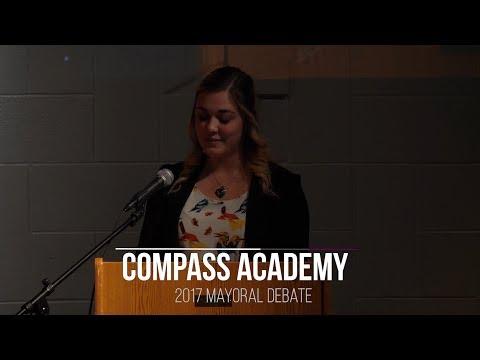 2017 Idaho Falls Mayoral Runoff Debate - Compass Academy