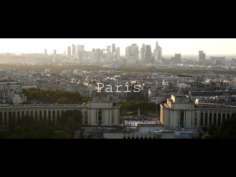 PARIS - Cinematic look - Sony A6000