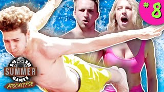 LEGENDARY BELLY FLOP FINALE | Smosh Summer Games: Apocalypse