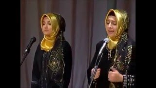 Qaseeda Burda Shareef By Arabic Sister   YouTube