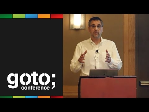 GOTO 2015 • Raising Abstractions for the Software Defined Business • Dave Duggal