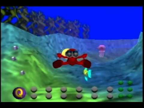 Elmos Letter Adventure - Nintendo 64