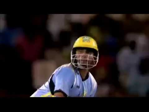 Tamim Iqbal 75 (62) CPL T20 HD