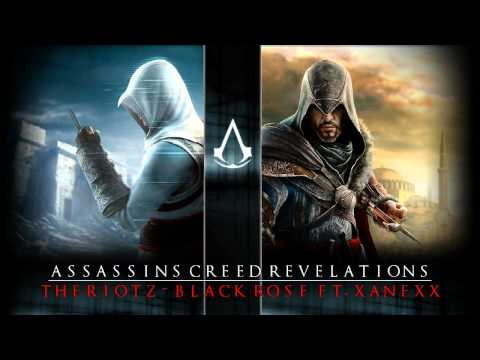 Assassins Creed: Revelations - Music Tracks - Black Rose by Theriotz ft. Xanexx (Gameplay Trailer)