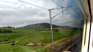 Virgin Trains, from Glasgow Central to London Euston