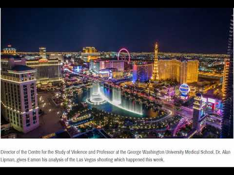 Dr  Alan Lipman Ireland Radio Las Vegas Mass Shooting