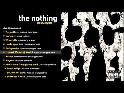 Johnny Polygon - The Nothing [Full Album]