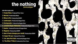 Johnny Polygon - The Nothing [Full Album]