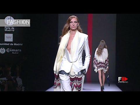 MIGUEL PALACIO Spring Summer 2013 Madrid - Fashion Channel