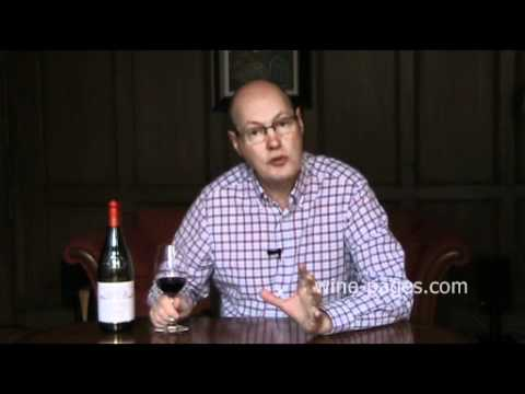 Ogier Lirac 2010, wine review - click image for video