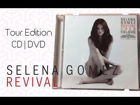 Unboxing: Revival [Tour Edition] - Selena Gomez