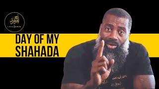 THE DAY I TOOK MY SHAHADA | AMIR JUNAID MUSHADTH | LOON2AMIR | LOON