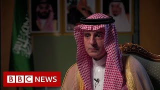 Adel al-Jubeir: 'Saudi Arabia does not want a war with Iran' - BBC News