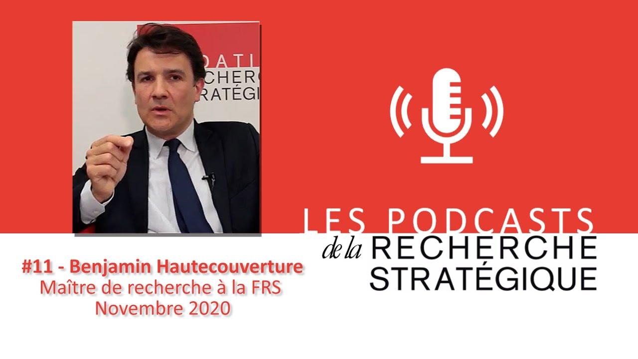 Penser l'autonomie stratégique européenne. Avec Benjamin Hautecouverture