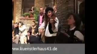 Romeo & Julia im Bergkirchenviertel 1912 | romantisches Dinner-Theater
