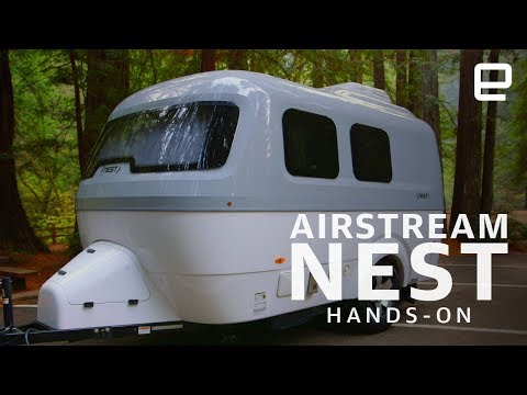 Airstream Nest Hands-On: A futuristic symbol of freedom