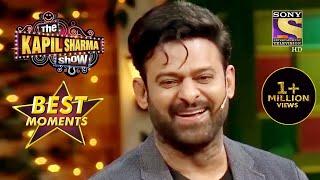 Kapil ने दिया Prabhas का पूरा नाम जानने का task   The Kapil Sharma Show Season 2   Best Moments