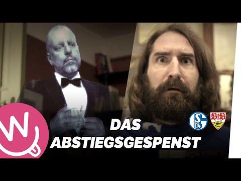 Zu Besuch beim ABSTIEGSGESPENST! | VfB Stuttgart & Schalke 0