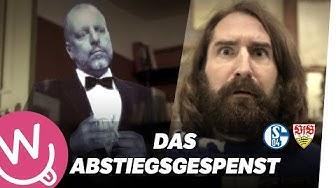 Zu Besuch beim ABSTIEGSGESPENST! | VfB Stuttgart & Schalke 04