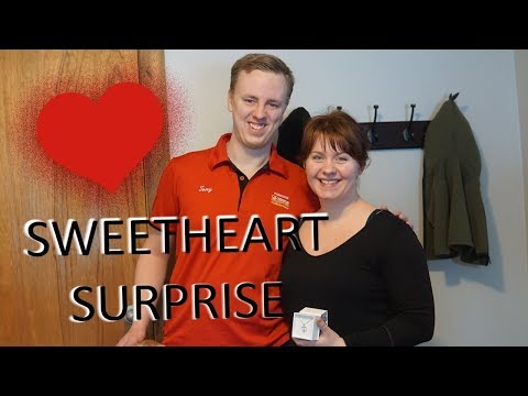 Sweetheart Surprise Deliveries!