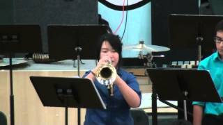 Island Sunrise - AHS Jazz Band 2015