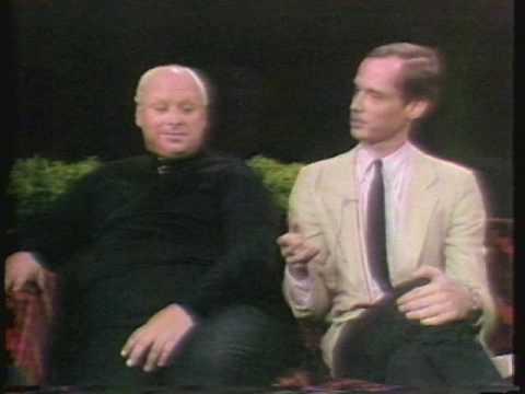 John Waters & Divine on Tom Snyder