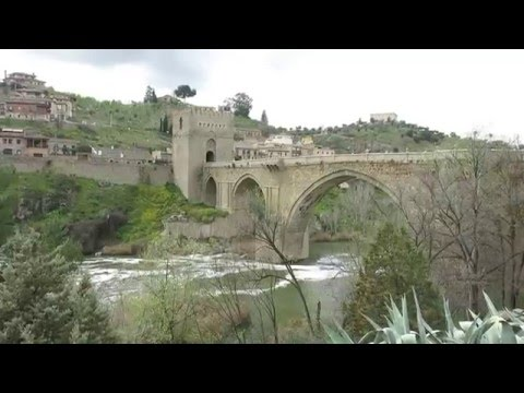 Toledo, Spain.  In a Song