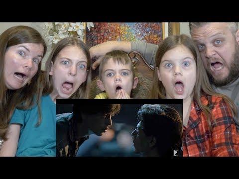 Fan Trailer Reaction!