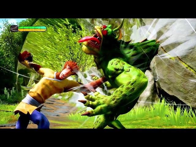 Monkey King: Hero is Back - Gameplay Teaser #2