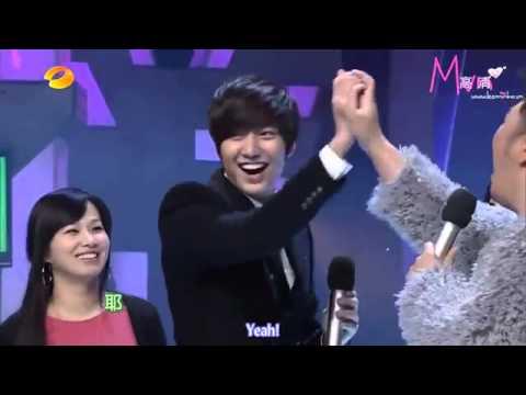 vietsub happy camp Lee Min Ho-ep1