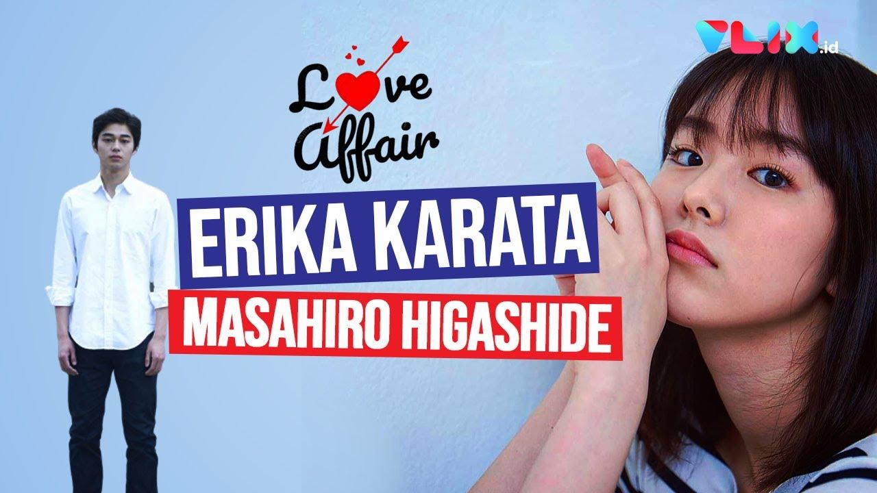 Patah Hati Perselingkuhan Erika Karata & Masahiro Higashide