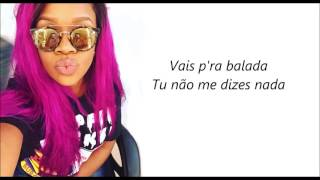 Anna Joyce - Isso é de leve (Letra) (Portal Novidades Angola)