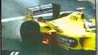 F1 2003 short highlights