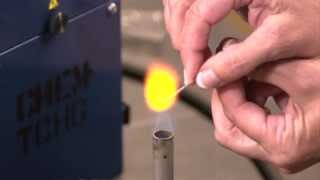 How to Prepare a Melting Point Capillary Tube