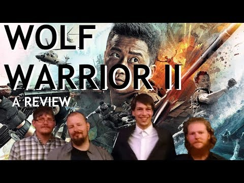 Download WOLF WARRIOR II Review