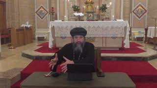 Holy Bible Study: Holy Gospel According to St. Luke 13:22-35 by Bishop Youssef ~ 10/23/2020