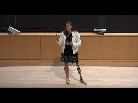 Melissa Stockwell: The Power of Choice