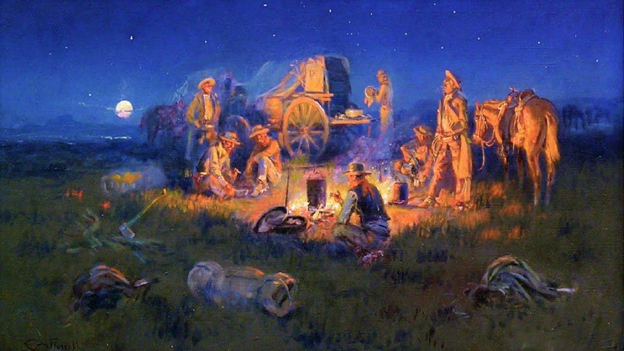 Wild Western Music - Campfire Tales