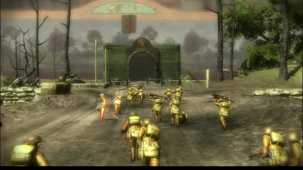 toy soldiers xbox