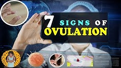 Signs of ovulation- When do you ovulate- Find most fertile days