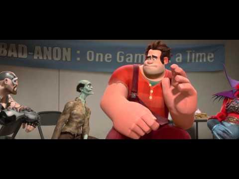 ¡Rompe Ralph!   Teaser Tráiler Oficial   Disney Oficial