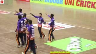 AIUB VS DIU || Sabbir Rahman, Liton Das, Abu Hayder Roni || Clemon Indoor Uni Cricket 2018