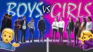 КZ Film -Жарыс   Boys vs  Girls