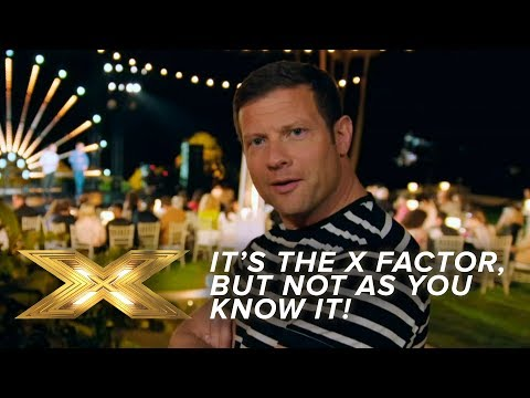 Get ready! The X Factor: Celebrity launches 12th October | The X Factor: Celebrity